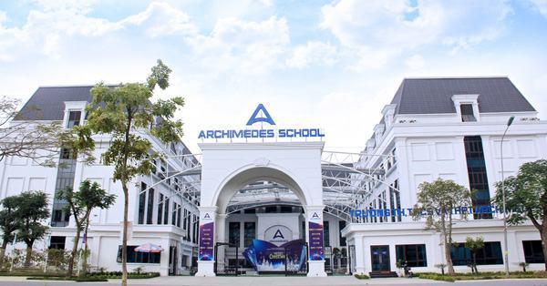 Review trường THCS Archimedes Hà Nội