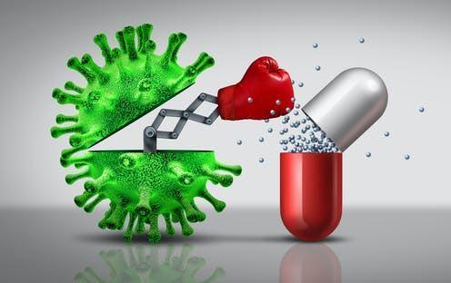 Antibiotics resistant