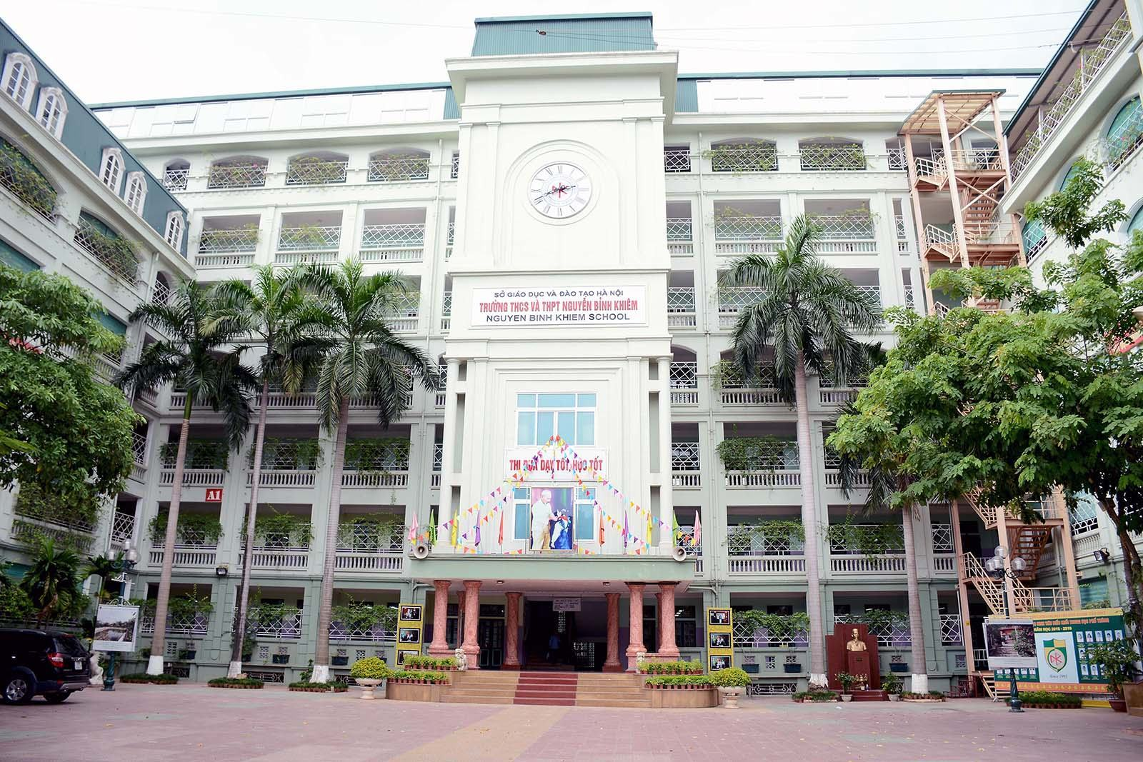 Review Tiểu học Nguyễn Bỉnh Khiêm