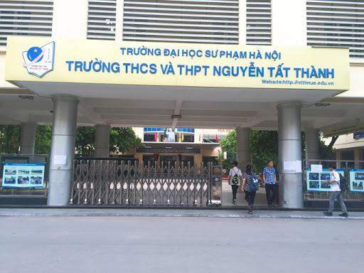 Review trường THCS và THPT Nguyễn Tất Thành Hà Nội đầy đủ